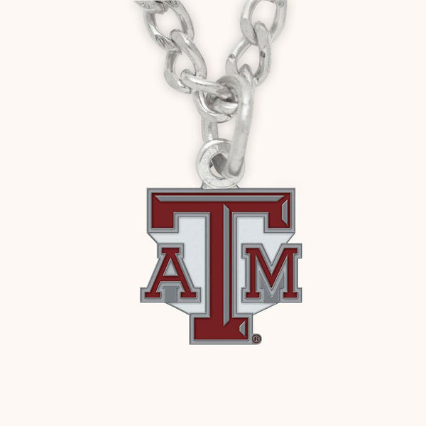 Texas A Aggies - Logo  Necklace