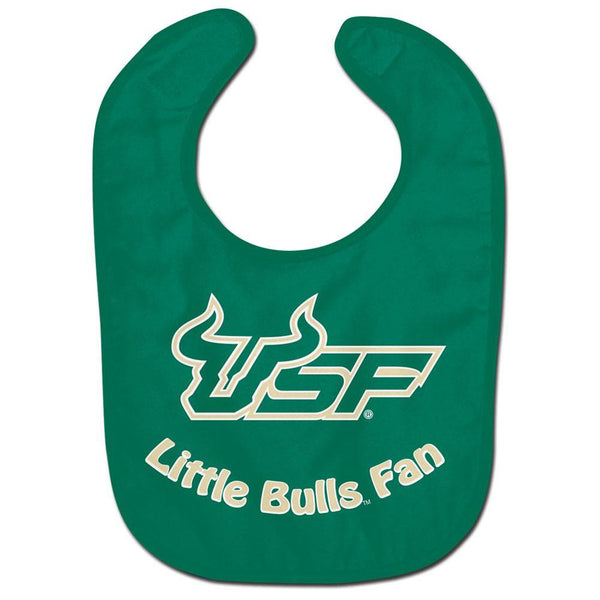 USF Bulls - Little Fan All Pro Baby Bib