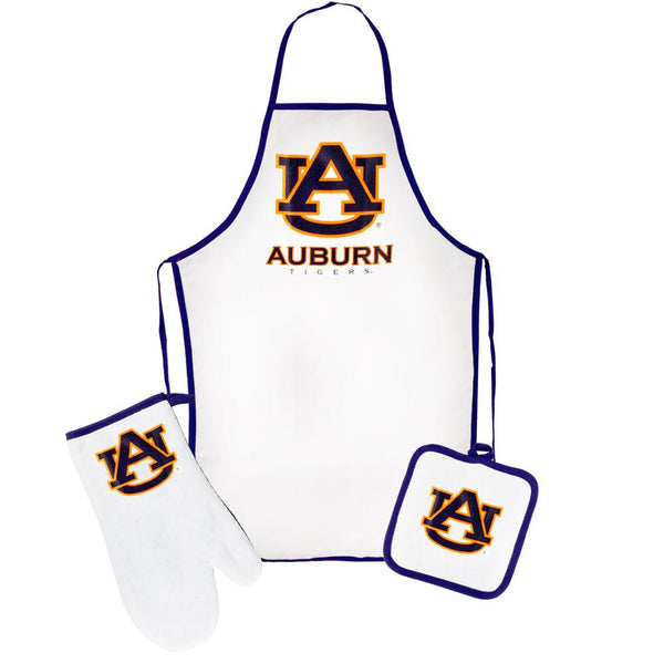 Auburn Tigers - Logo Barbeque Tailgate Set