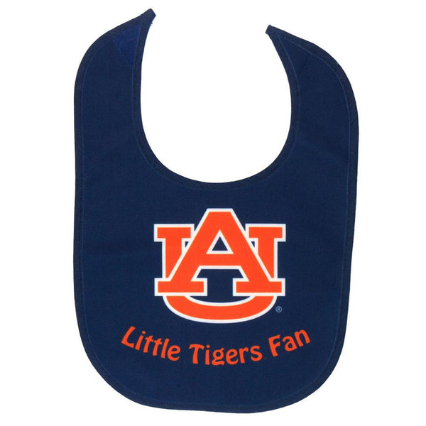 Auburn Tigers - Little Fan All Pro Baby Bib