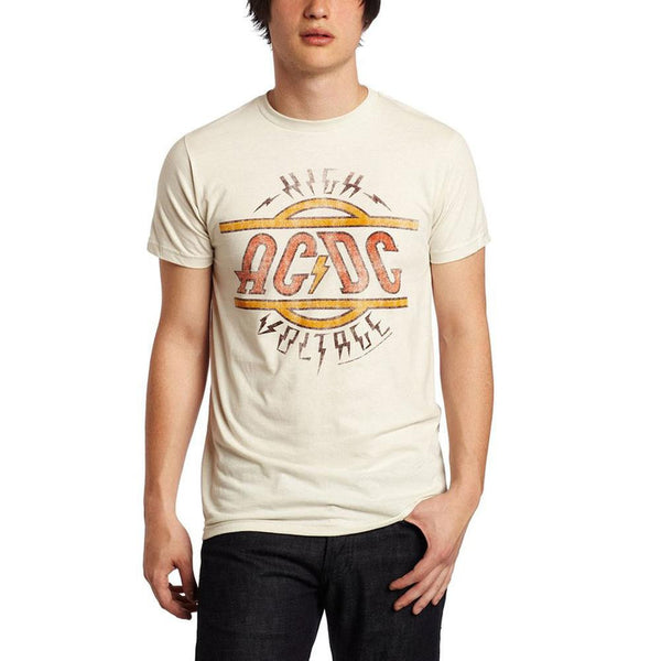 AC/DC - High Voltage Soft Adult T-Shirt
