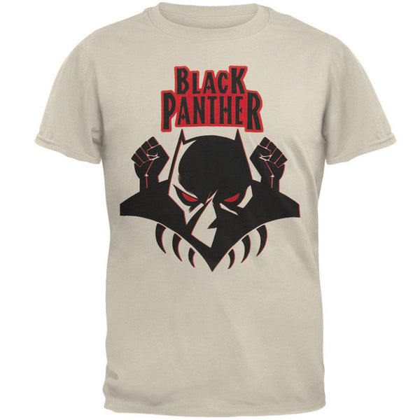 Black Panther - Logo Soft Adult T-Shirt