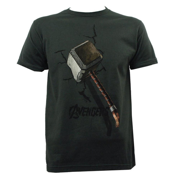 Thor - Mjolnir Soft Adult T-Shirt