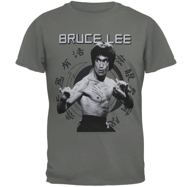 Bruce Lee - Jun Fan Soft Adult T-Shirt