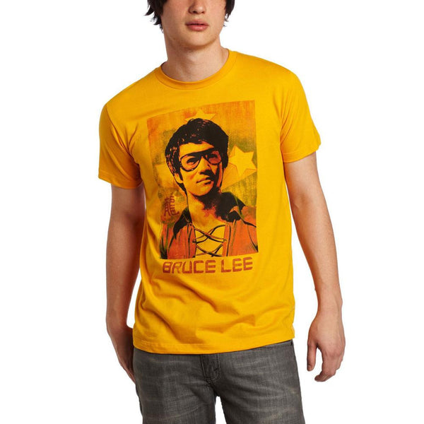 Bruce Lee - Sunglasses Soft Adult T-Shirt