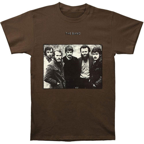 The Band - The Band Soft Pigment Dye Adult T-Shirt