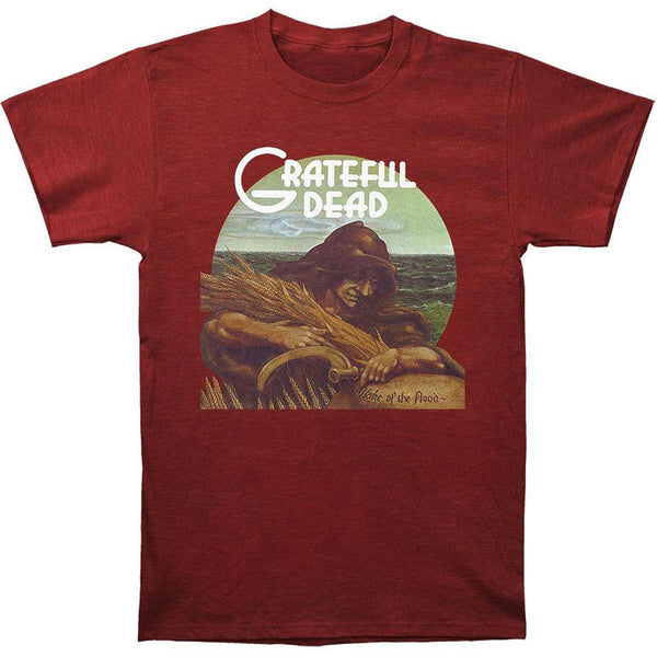 Grateful Dead - Wake of the Flood Soft Adult T-Shirt