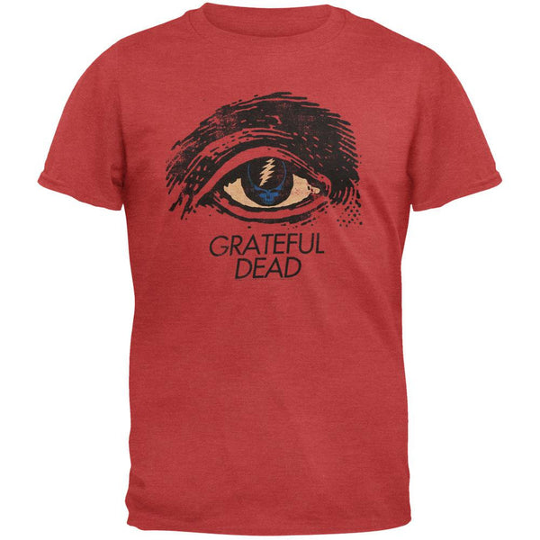 Grateful Dead - Grateful Eye Soft Adult T-Shirt