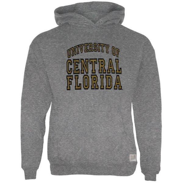 UCF Knights - Full Name Tri-Blend Adult Pullover Hoodie