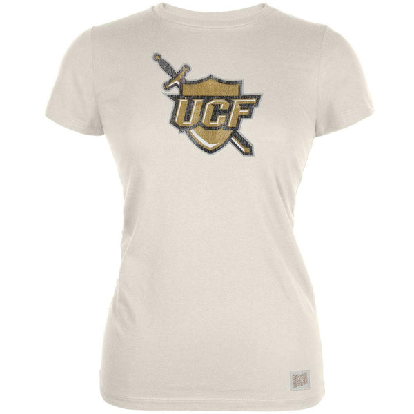 UCF Knights - Shield Logo Vintage Juniors T-Shirt
