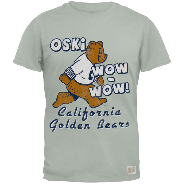California Bears - Oski Wow Wow Vintage Adult Soft T-Shirt