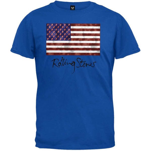 Rolling Stones - Flag - T-Shirt