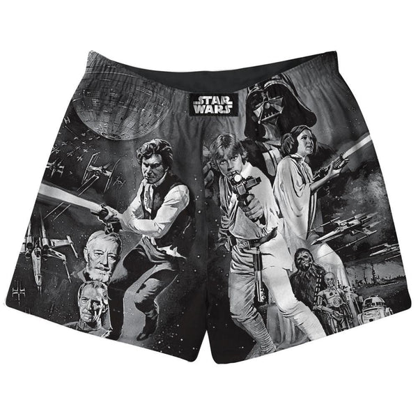 Star Wars - War of the World BS-1 Boxer Shorts