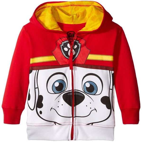 Paw Patrol - Marshall Big Face Toddler Zip Hoodie