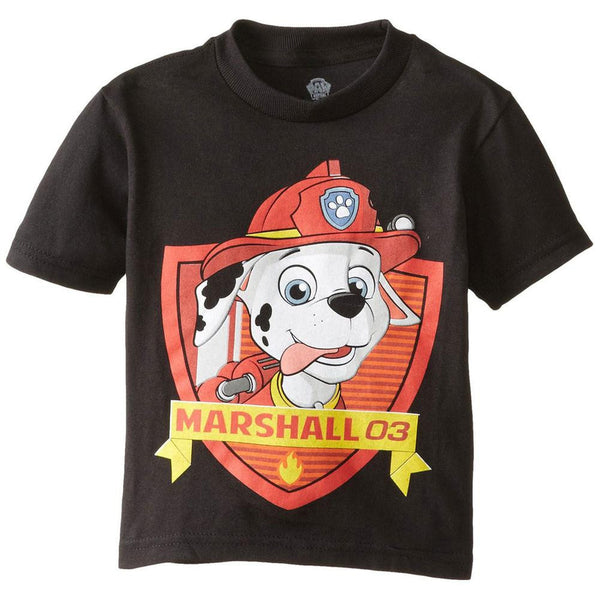 Paw Patrol - Marshall in Badge Toddler T-Shirt