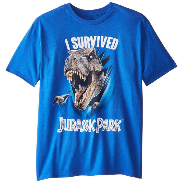 Jurassic Park - I Survived Youth T-Shirt