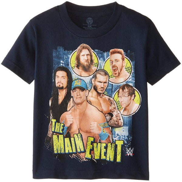 WWE - The Main Event Juvy T-Shirt