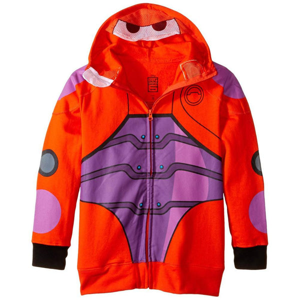 Big Hero 6 - Baymax Costume Juvy Zip Hoodie