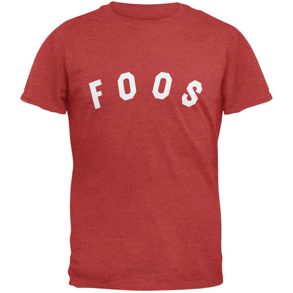 Foo Fighters - Foos Logo Adult Soft T-Shirt