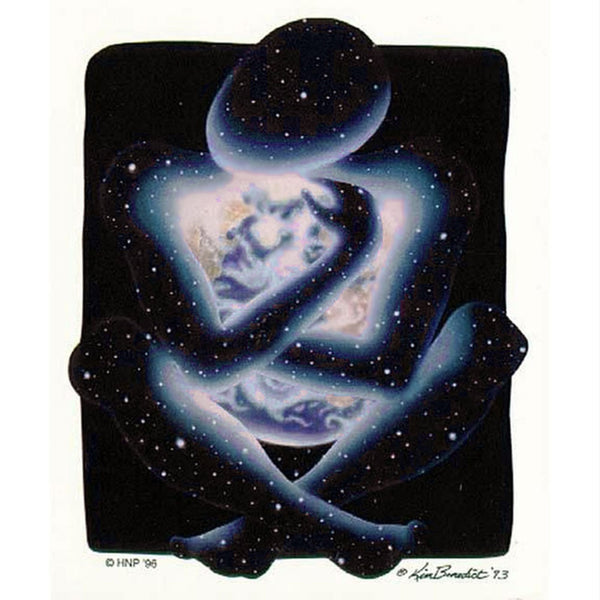 Astral Hug Sticker