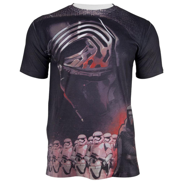 Star Wars - Kylo All-Over Adult T-Shirt