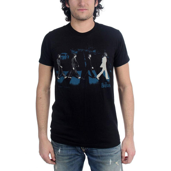 The Beatles - Abbey Stride Adult T-Shirt