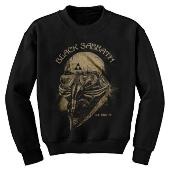 Black Sabbath - US 79 Tour Adult Crew Neck Sweatshirt
