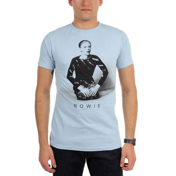 David Bowie - Kneeling Adult T-Shirt