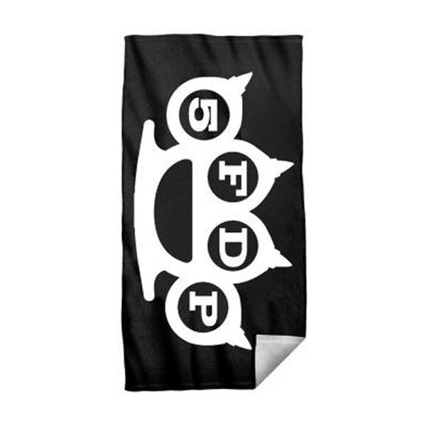 Five Finger Death Punch - Knuckle Beach Towel