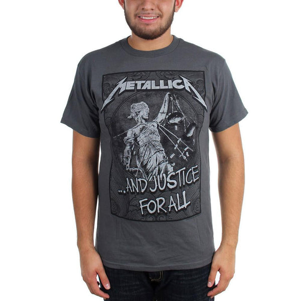Metallica - Justice Seal Adult T-Shirt