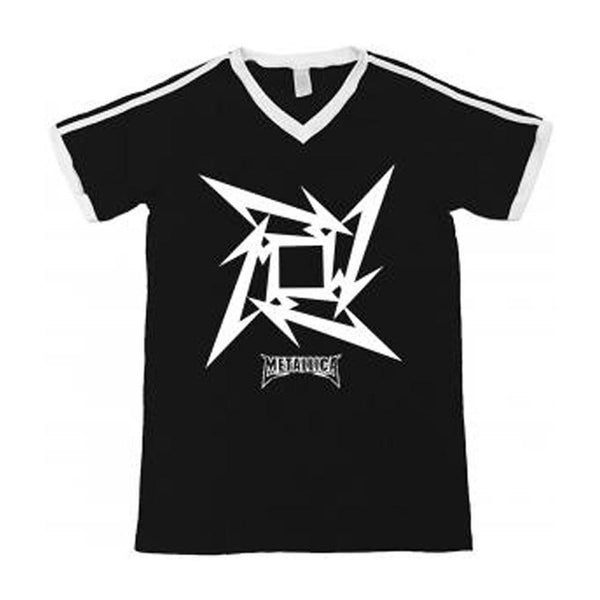 Metallica - M Star Juniors Soccer T-Shirt