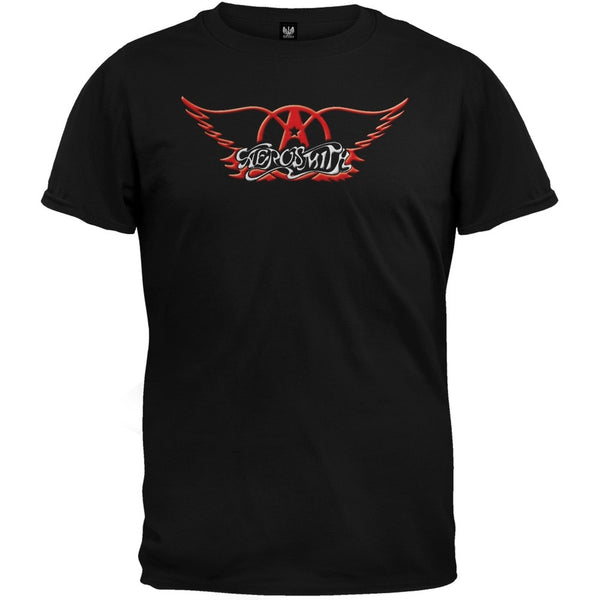 Aerosmith - 3D Wings T-Shirt