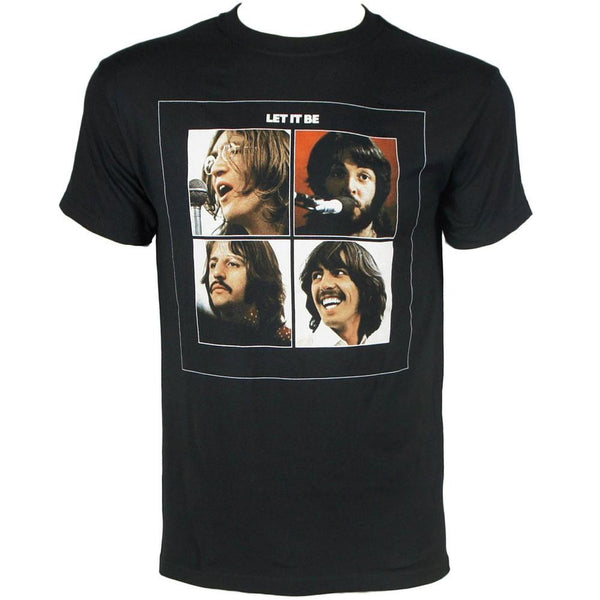 The Beatles - Let It Be Adult T-Shirt