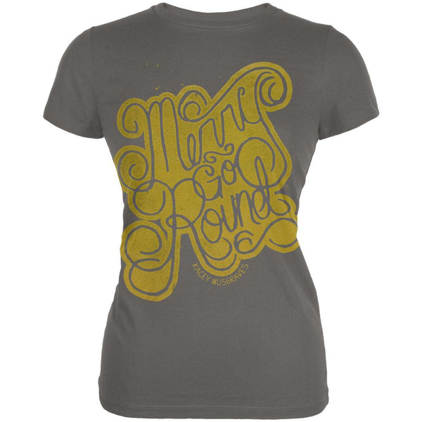 Kacey Musgraves - Merry Go Round Juniors T-Shirt