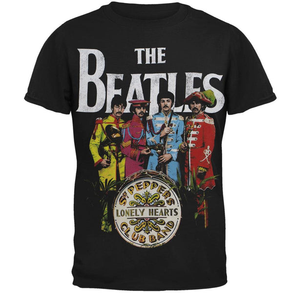 The Beatles - Sgt Pepper Classic Adult T-Shirt