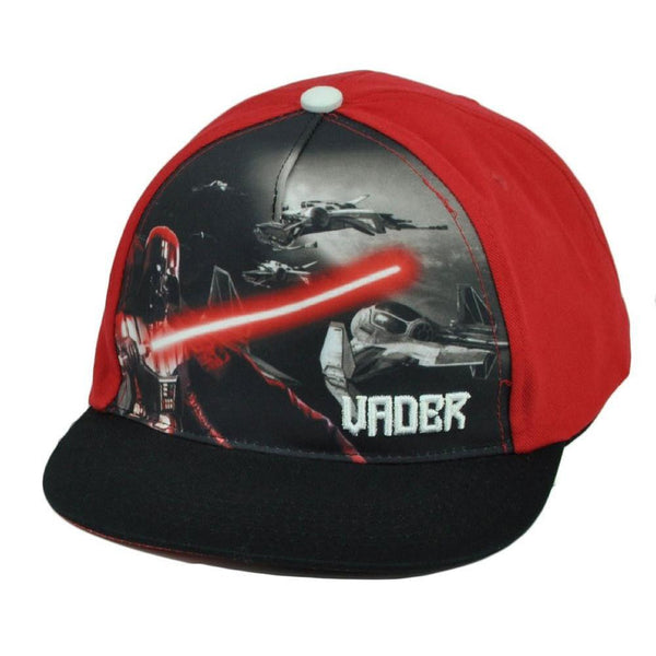 Star Wars - Vader Saber Scene Sublimated Youth Snapback Cap