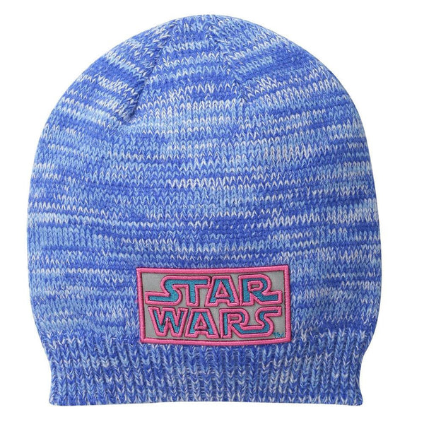 Stars Wars - Patch Logo Marl Knit Hat