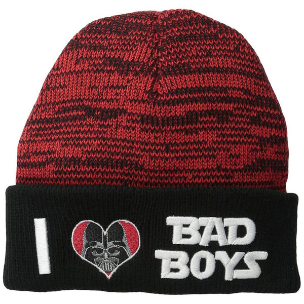 Star Wars - I Darth Bad Boys Cuff Knit Hat