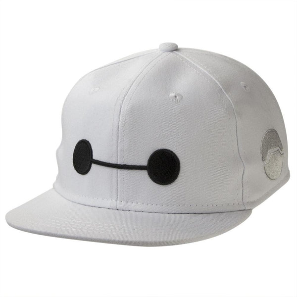 Big Hero 6 - Baymax Eyes Youth Snapback Cap