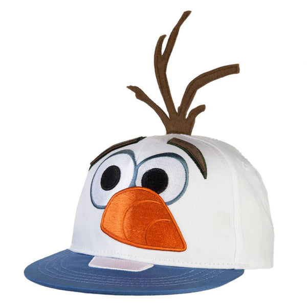 Frozen - Olaf Head Youth Snapback Cap