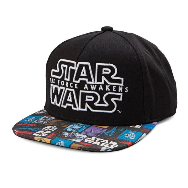 Star Wars - Force Awakens Logo Youth Snapback Cap
