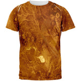 Solar System Planet Venus All Over Adult T-Shirt