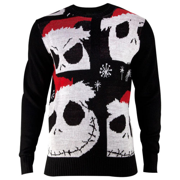 Nightmare Before Christmas - Jack Christmas Adult Sweater