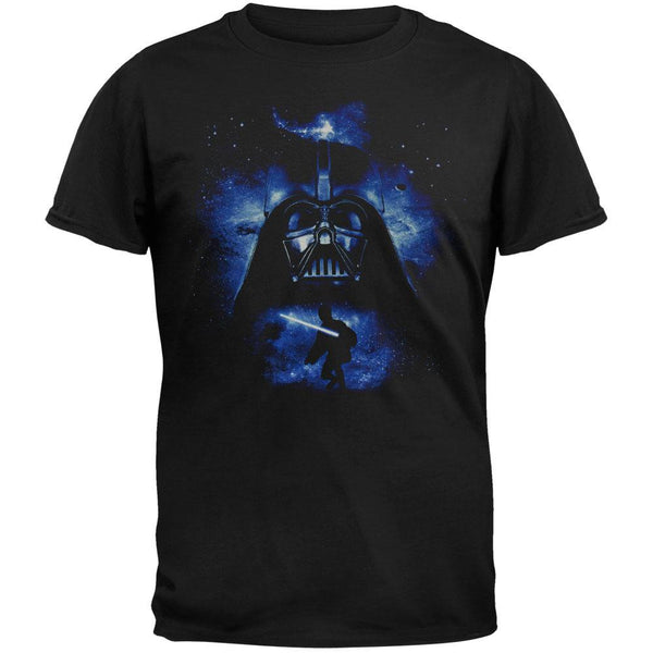 Star Wars  - Space N Vader Adult T-Shirt