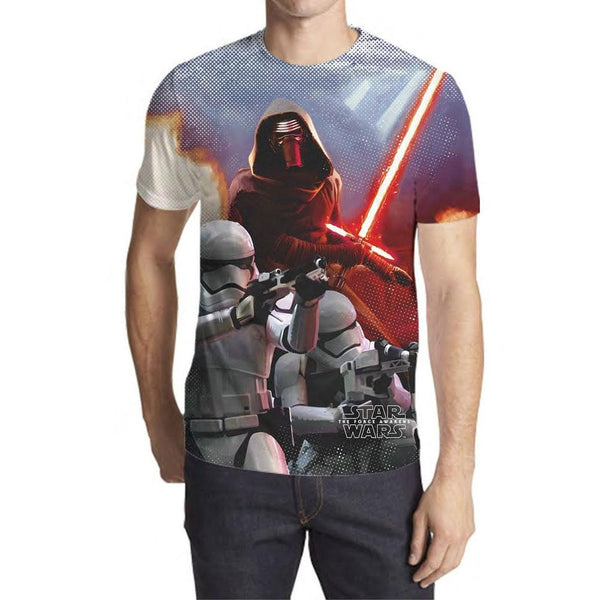 Star Wars - Assault All Over Adult T-Shirt