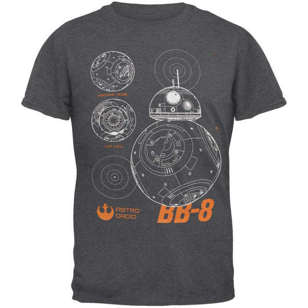 Star Wars - Beebee Adult T-Shirt