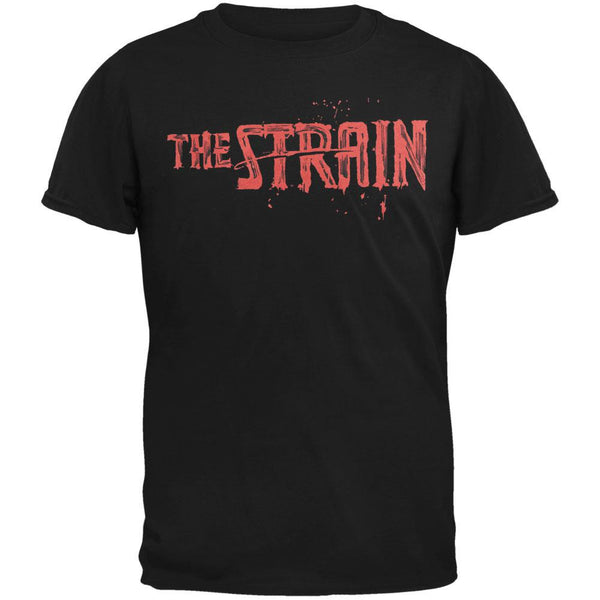 The Strain - Bloodied Logo Adult T-Shirt
