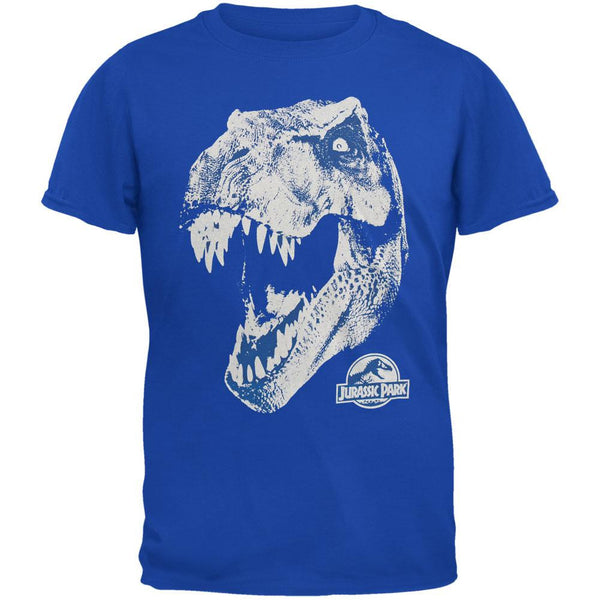 Jurassic Park - T-Rex Head Youth T-Shirt