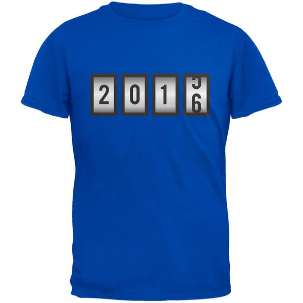 New Years 2016 Slots Royal Adult T-Shirt