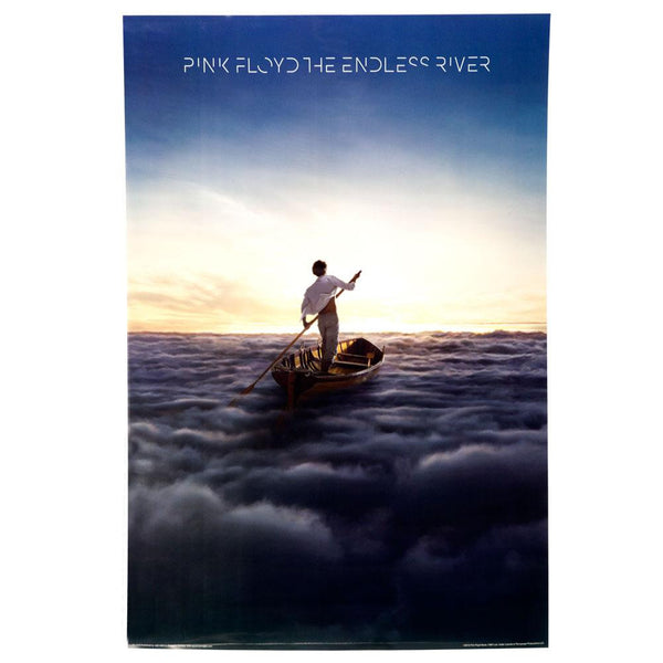 Pink Floyd - Endless River 24X36 Standard Wall Art Poster
